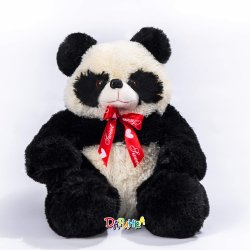 Мягкая игрушка панда в подарок
