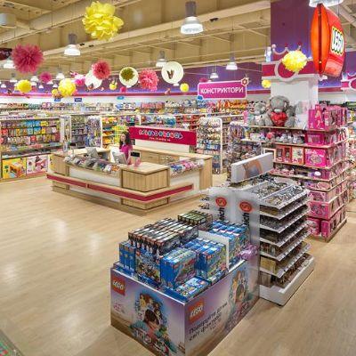 Магазини іграшок