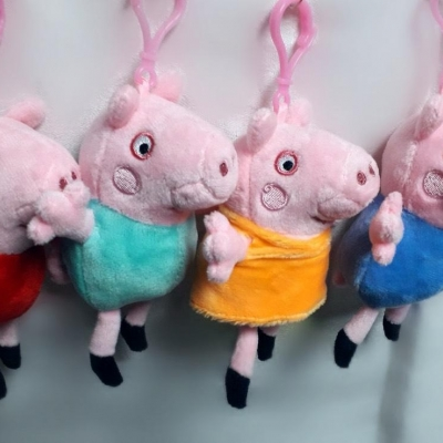 Свинки брелок