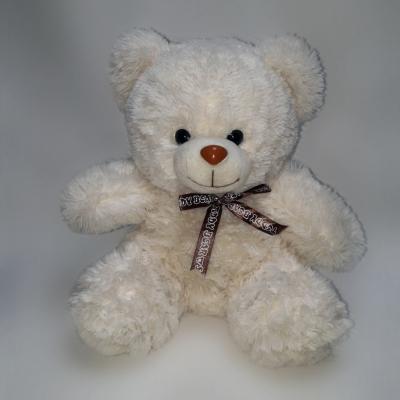 Ведмедик Бімка з бантом