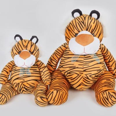 Тигр пузатик