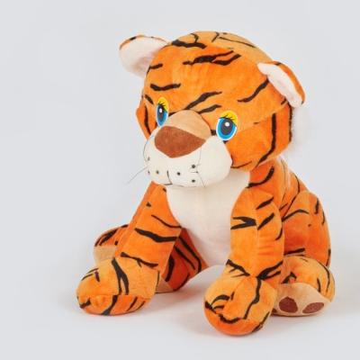 Тигр сидячий