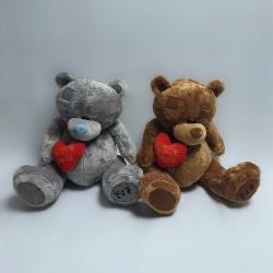 Ведмедик Тедді з серцем