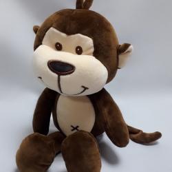 Мавпочка велюрова