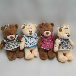 Ведмедики Тедді в сукні