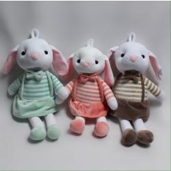 Кролик велюровий