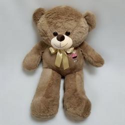 Ведмедик з вишивкою