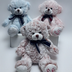 Ведмедик малюк кольоровий