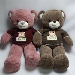 Ведмедик в джемпері Love