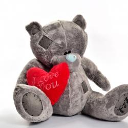 Тедди с сердцем