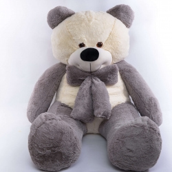 Медведь Брюс самый