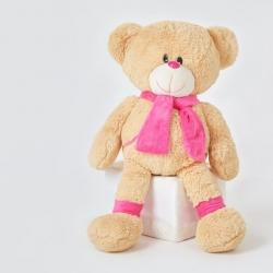 Ведмедик з шарфом(60cм)