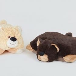 Мишка-подушка