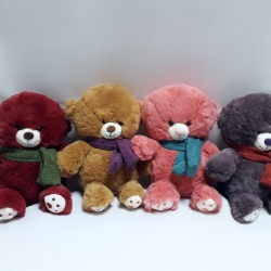 Ведмедик 4 кольори